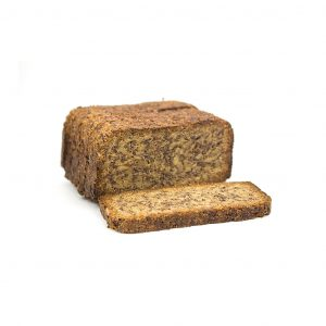 Das Superfood Low-Carb Brot mit Chia-Samen