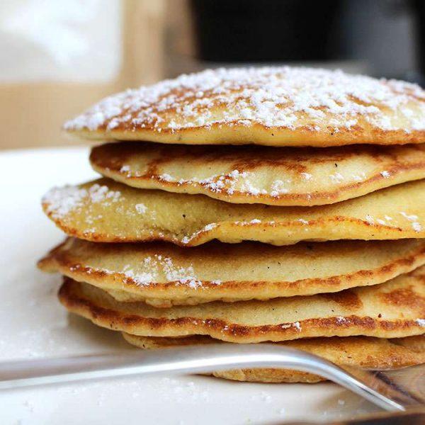 Pancake Mischung