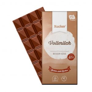Xucker Vollmilch (Xylit-Schokolade)