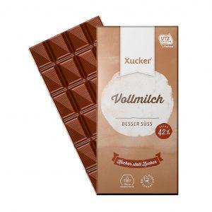 Xucker Vollmilch (Xylit-Schokolade)