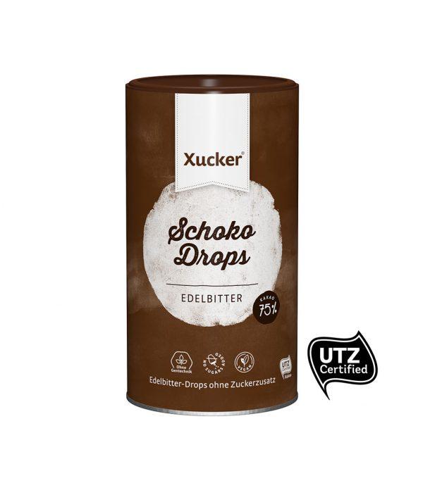 Xucker Schoko-Drops 75% (Xylit-Schokolade)