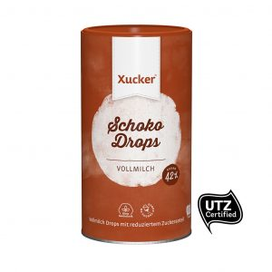 Xucker Vollmilch Schoko-Drops (Xylit-Schokolade)