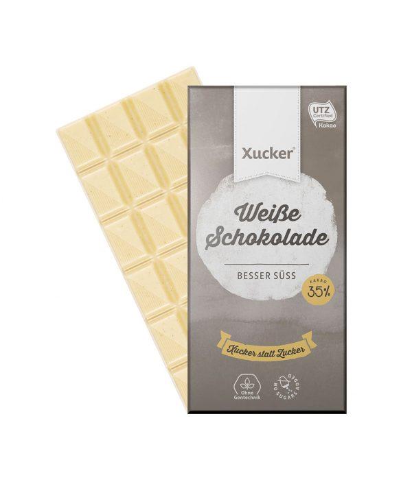 Xucker weiße Xylit-Schokolade