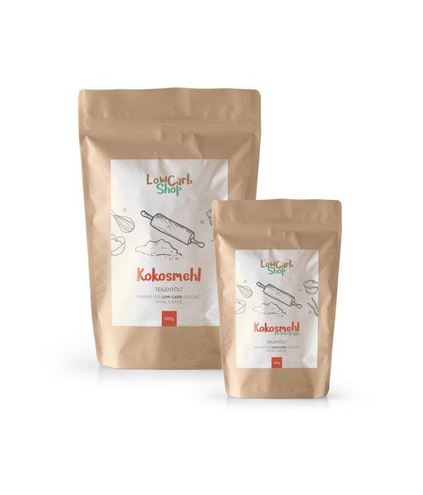 Bio-Kokosmehl 350-500g