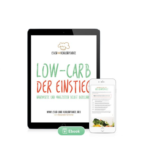 Low-Carb - Der Einstieg (Ebook)