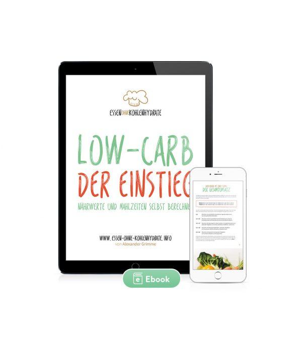 Low-Carb - Der Einstieg (Ebook)