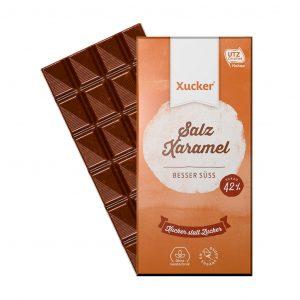 Xucker Salz-Xaramel (Xylit-Schokolade)
