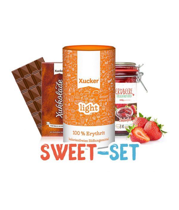 Süß und zuckerfrei - unser Sweet-Set