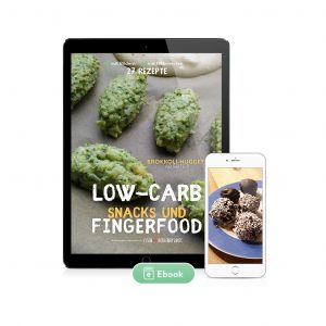 Low-Carb Snacks & Fingerfood 27 Rezepte (Ebook)