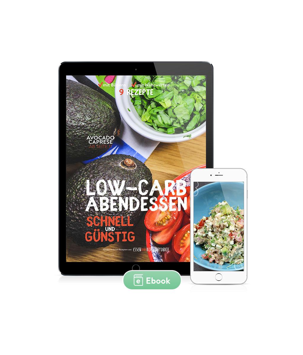 Low Carb Rezepte Ebook