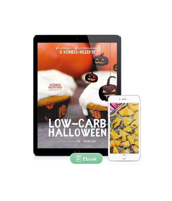 Low-Carb Halloween (mit Kürbis) 8 Rezepte (Ebook)