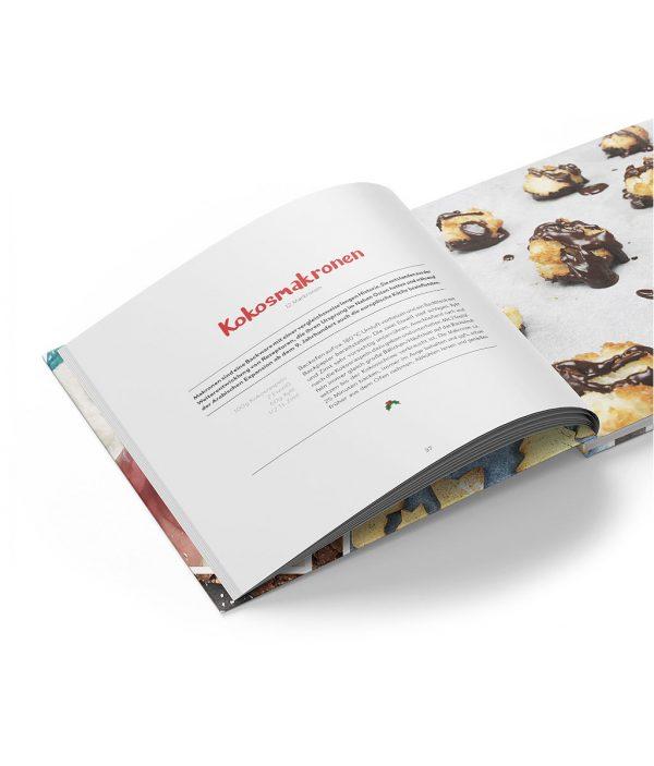 Low-Carb Weihnachtsbäckerei – 30 weihnachtliche Backrezepte (Buch)