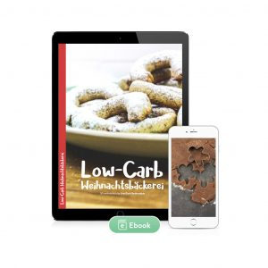 Low-Carb Weihnachtsbäckerei Ebook