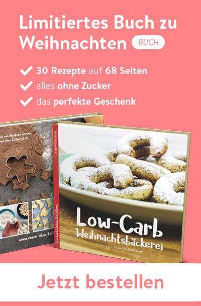 30 Low-Rezepte aus der Weihnachtsbäckerei