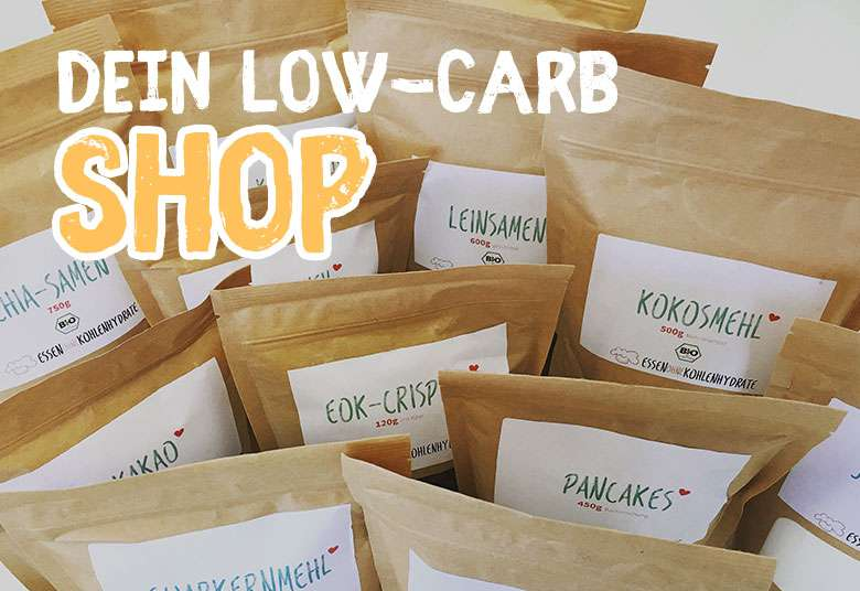 Low-Carb Onlineshop