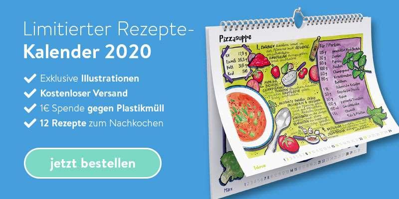 Der Ernährungsplan für 2019
