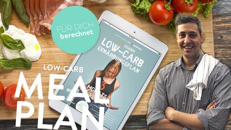 Low-Carb Ernährungspläne