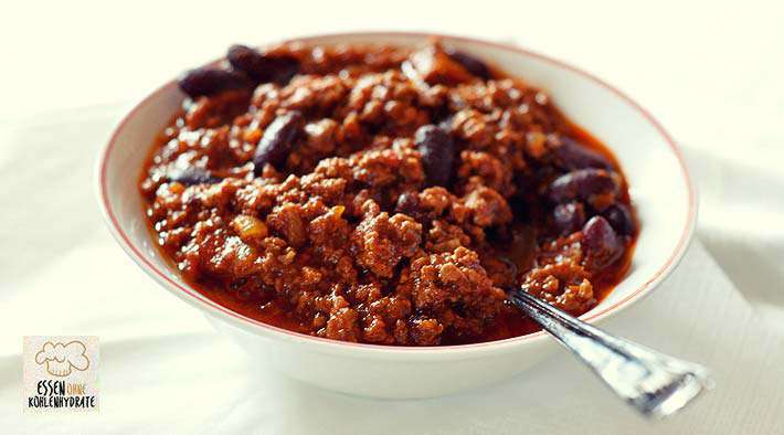 Low Carb Chili Con Carne Low Carb Rezepte