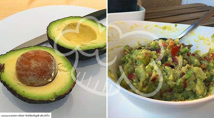 zum Rezept Originale mexikanische Guacamole