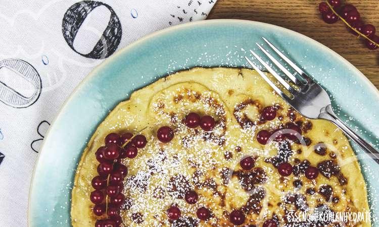 zum Rezept Low-Carb Frischkäse-Pfannkuchen
