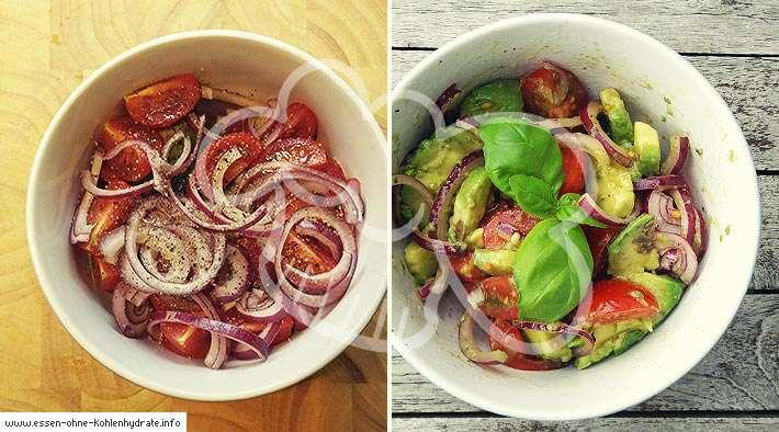 zum Rezept Leckerer Avocado-Tomatensalat