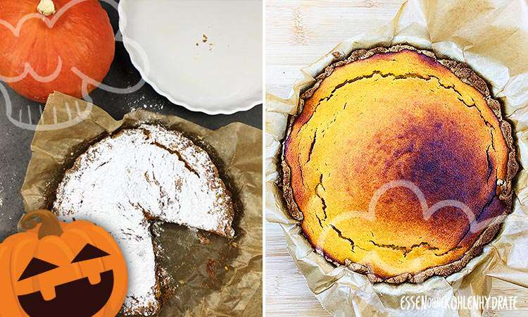 Low-Carb Pumpkin Pie