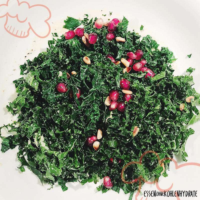 Kale Salat