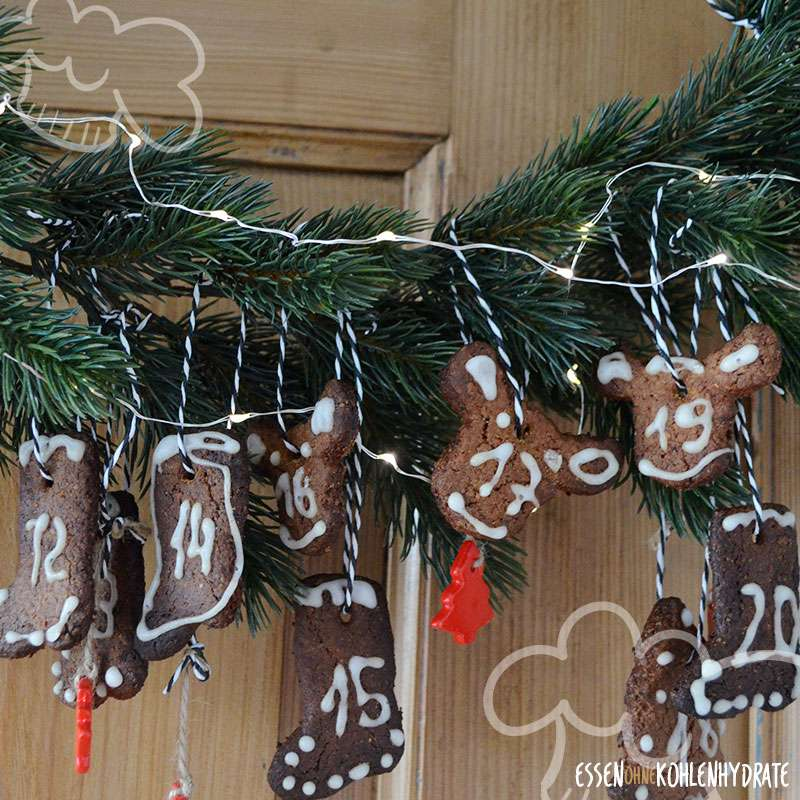 Low-Carb Lebkuchen
