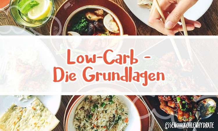 Was ist Low Carb? Die Grundlagen