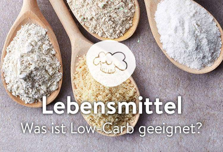 Low-Carb Lebensmittel