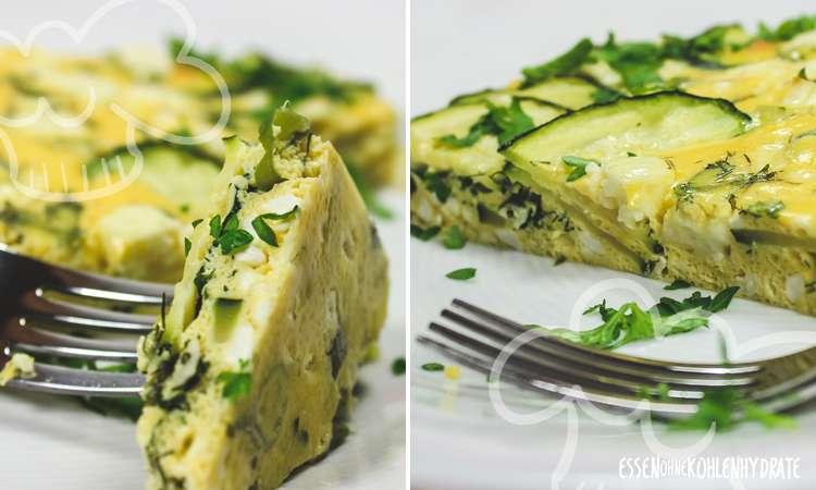 zum Rezept Zucchini-Auflauf mit Feta