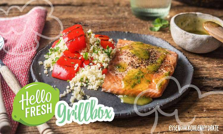 Test: Die Grillbox von HelloFresh