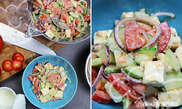 zum Rezept Leichter Sommersalat