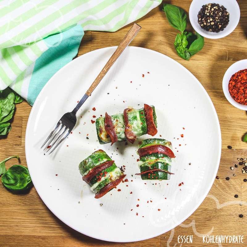 Pizza-Zucchini