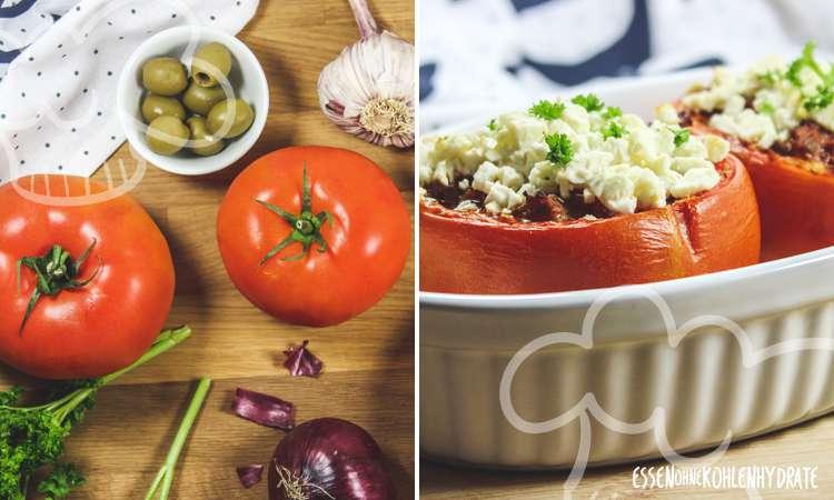 zum Rezept Gefüllte Tomaten mit Feta
