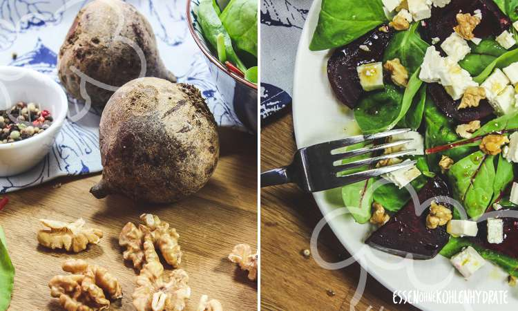 zum Rezept Rote-Beete-Salat mit Feta