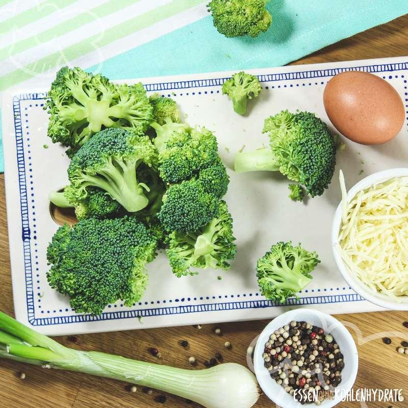 Brokkoli-Omelette