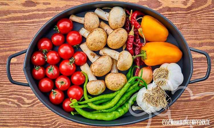 Was sind die Hauptnährstoffe in unseren Lebensmitteln?