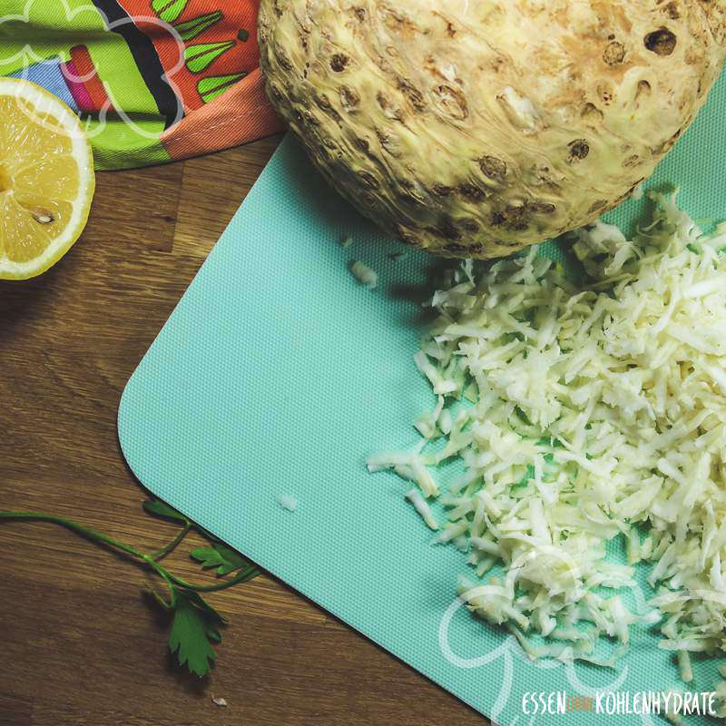 Sellerie-Fenchel-Salat