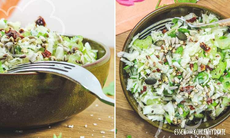 zum Rezept Sellerie-Fenchel-Salat