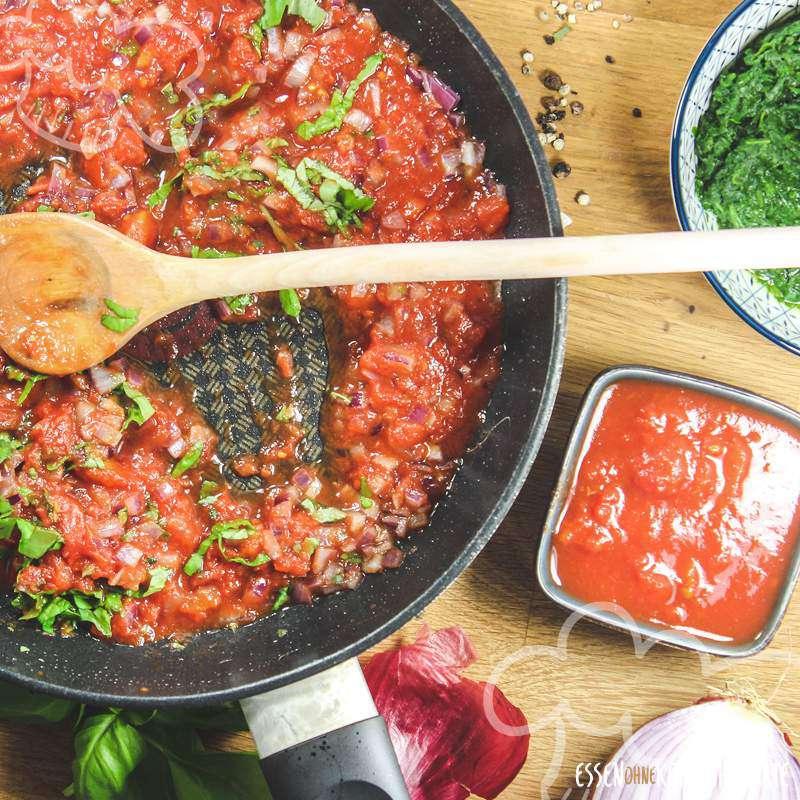 Zucchini-Cannelloni