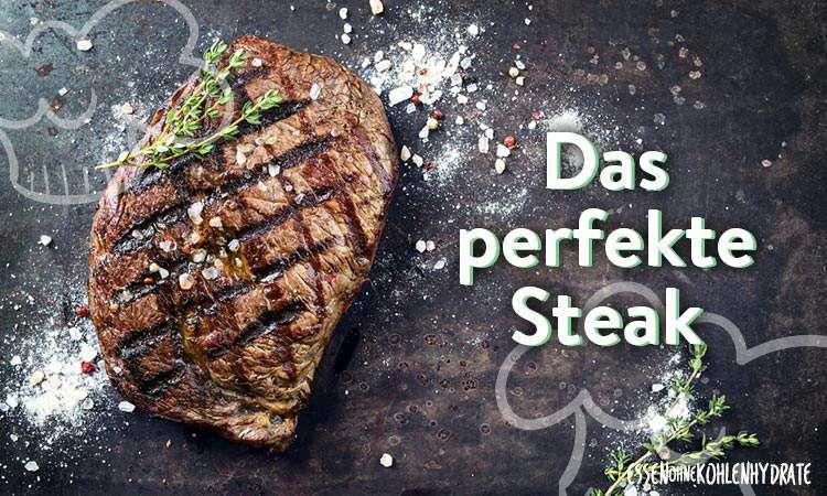 zum Rezept Zubereitungstipps: Das perfekte Steak