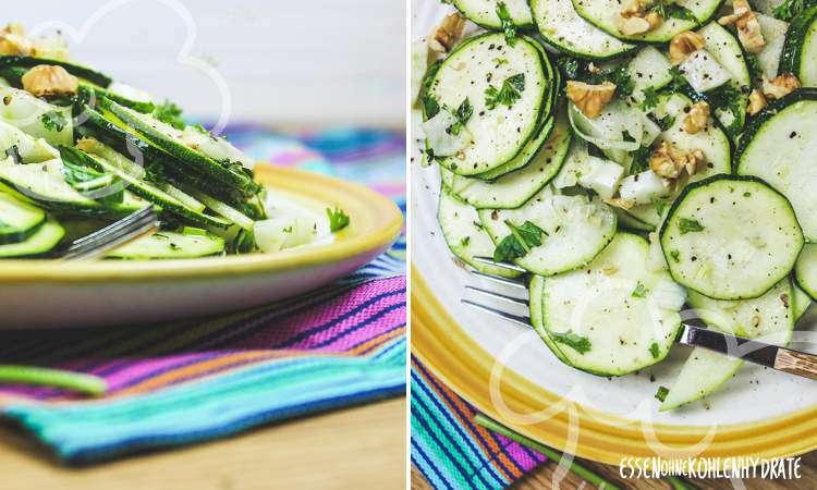 zum Rezept Zucchini-Fenchel-Salat
