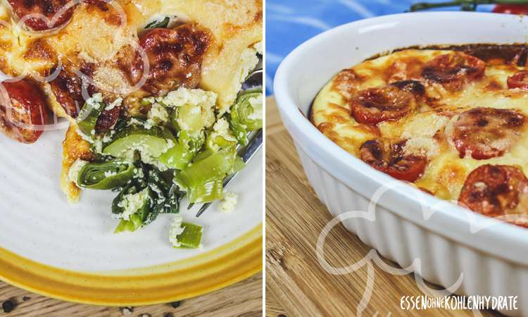 zum Rezept Ricotta-Gemüse-Auflauf