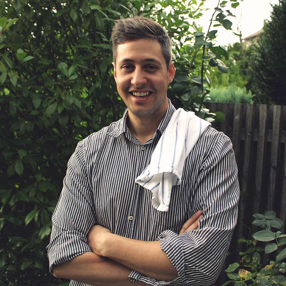 Alexander Grimme ist der Gründer von Essen ohne Kohlenhydrate