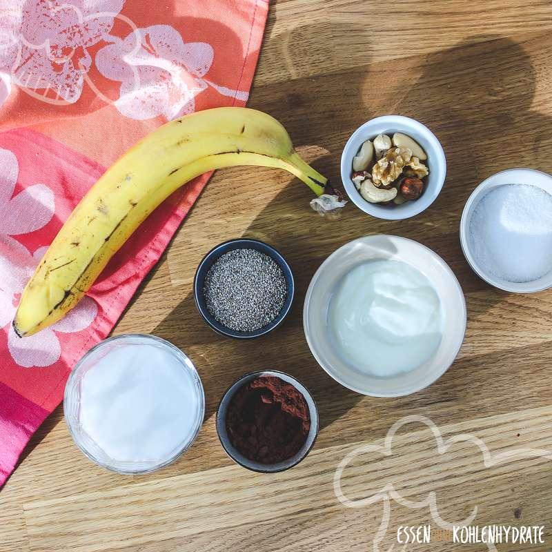 Schoko-Chia-Pudding