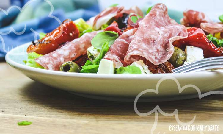 zum Rezept Antipasti-Salat