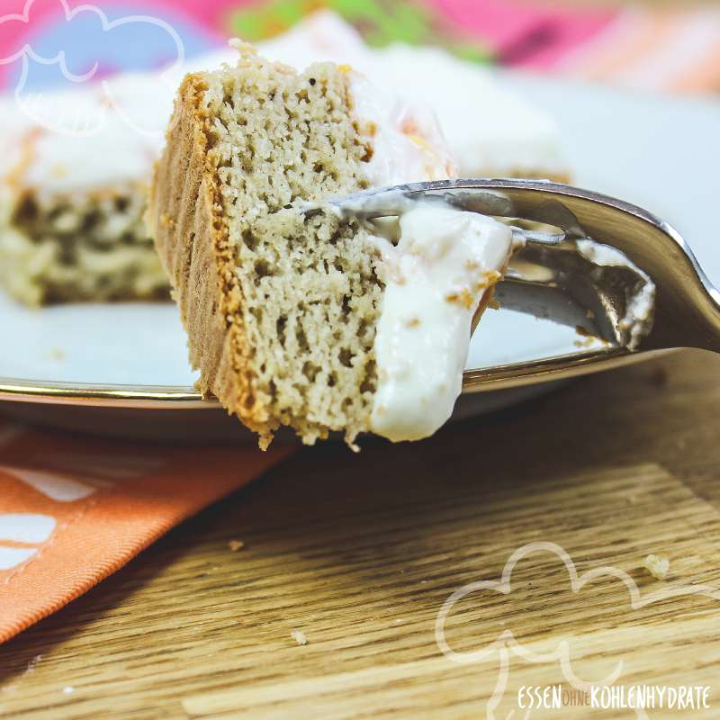 ᐅ Einfacher Vanillekuchen Low Carb Rezepte Essen Ohne