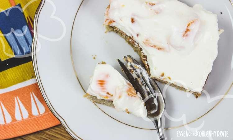 zum Rezept Einfacher Vanillekuchen