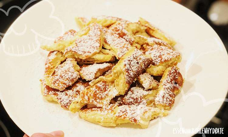 Low-Carb Protein-Kaiserschmarrn